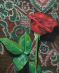 Tapestry, 8 by 10 pastel